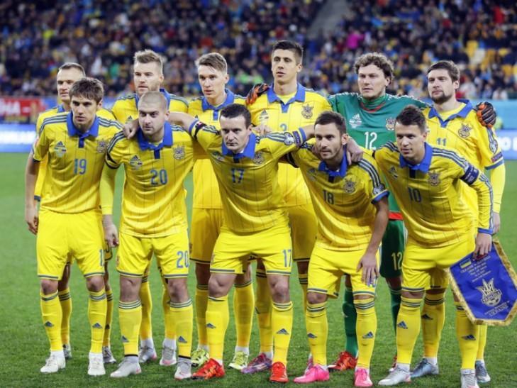 Футбольная сборная украины снова в двадцатке лучших команд мира