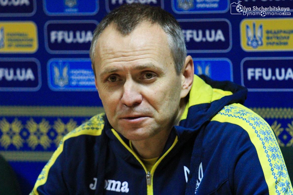 Борячук: у этой молодежной сборной большой потенциал