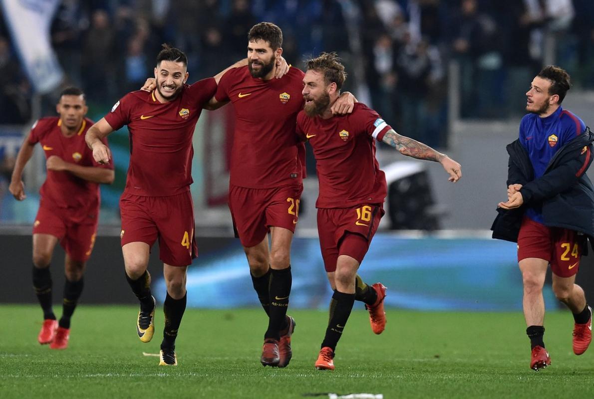 Барселона – Рома. Прогноз матча 14 финала Лиги чемпионов