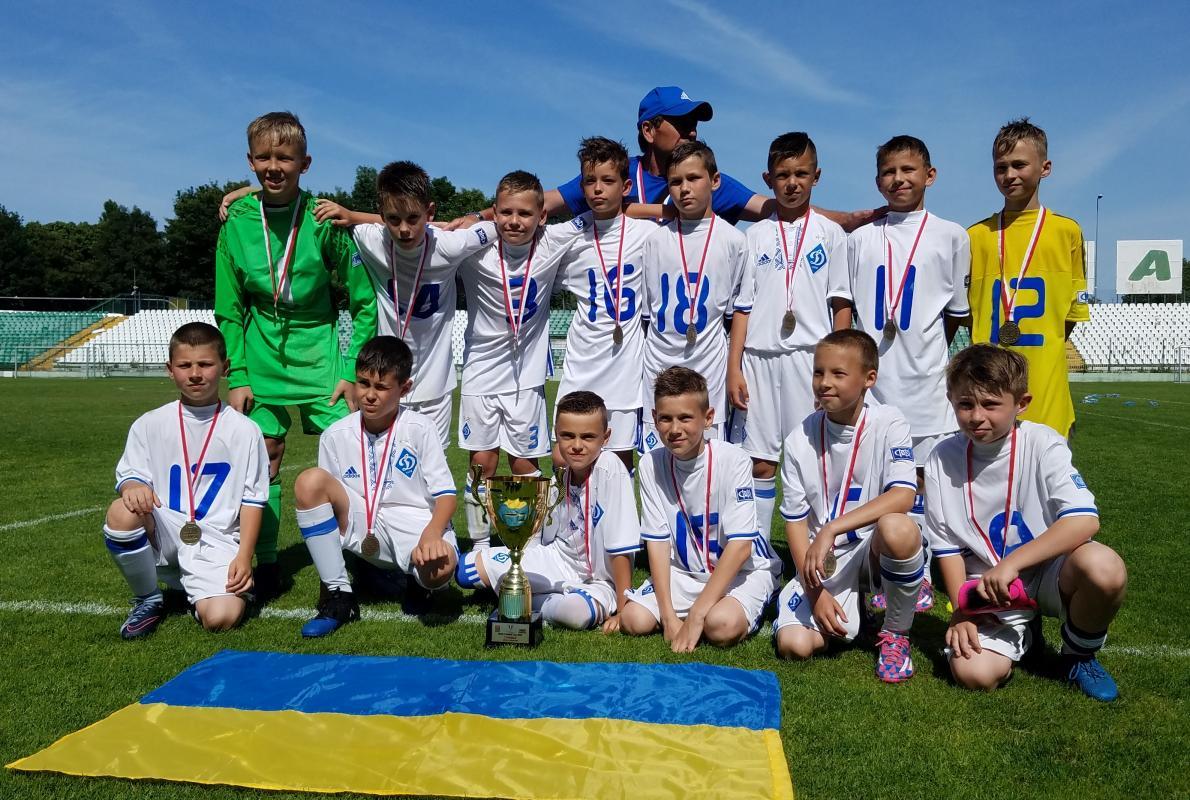 Юношеская лига УЕФА. Динамо (U-19) обыграло Бешикташ